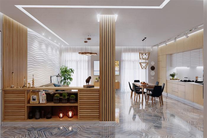 Количество комнат и комфорт в квартире