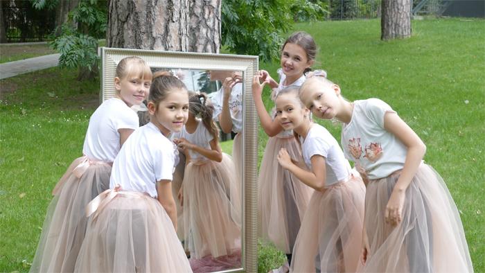 Как работает лагерь для маленьких принцесс?