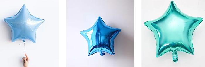 Как изготавливают фольгированные шары?