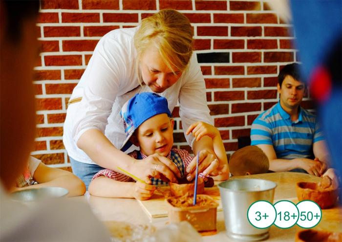 Раскрываем творческий потенциал ребенка